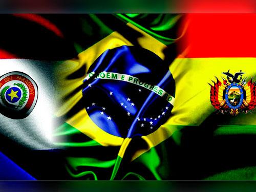 """Armadas da Bolívia e do Paraguai participam da Operação """"Ágata 8"""""""