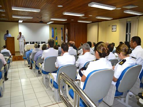 Assembleia de posse da Nova Diretoria da SOAMAR-AM
