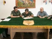 assinatura comando