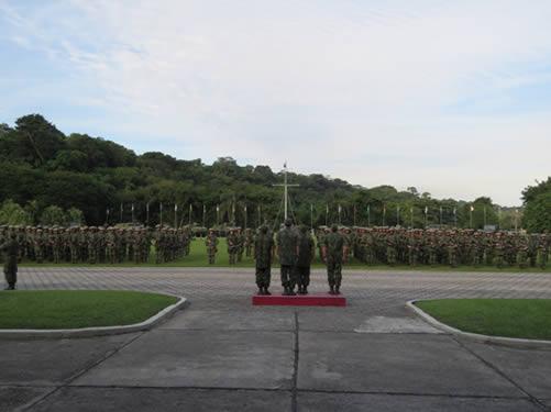 Ativação do Grupamento Operativo de Fuzileiros Navais – Maré II