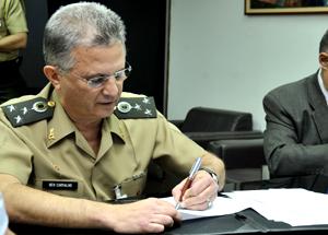 CDCiber e Serpro assinam acordo de cooperação
