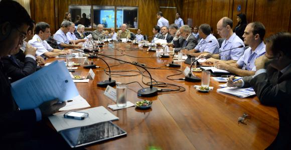 Comitê interministerial vai acompanhar desenvolvimento e produção dos caças Gripen