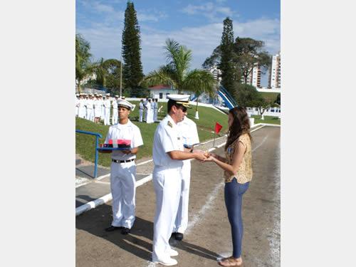 Na categoria Nível Fundamental, Fabiana de Vieira foi a 1ª colocada