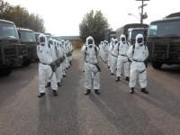 Curso de Defesa NQBR capacitou 37 militares da área do Com5ºDN