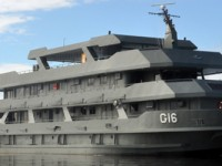 "Navio de Transporte Fluvial ""Almirante Leverger"""