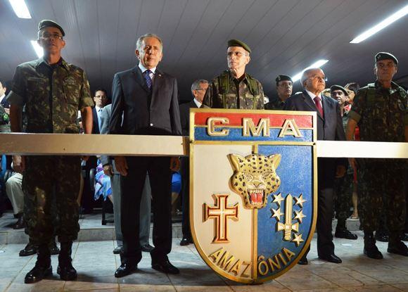 Passagem de Comando do CMA