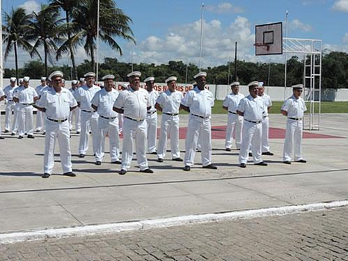 GptFNN realiza cerimônia de Encerramento do Estágio de Habilitação a Sargento