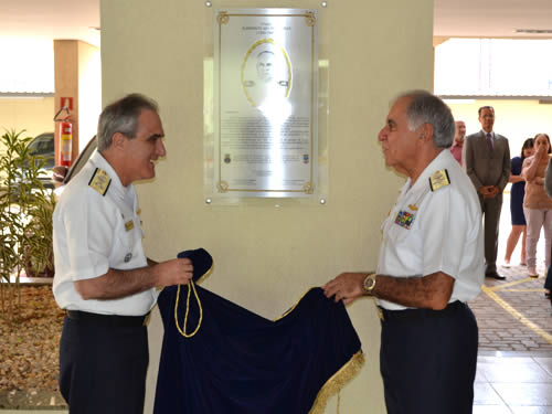 """Comando do 7º Distrito Naval inaugura edifício residencial """"Almirante Ary Parreiras"""" em Águas Claras"""