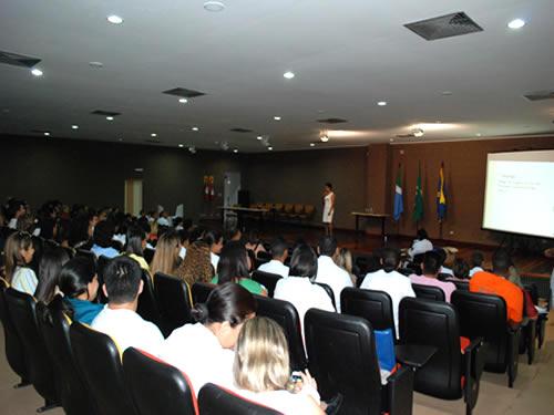 Hospital Naval de Ladário realiza 1ª Jornada de Enfermagem