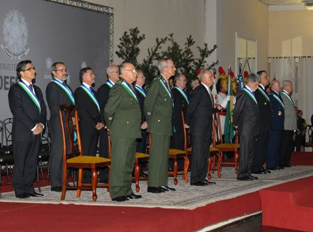 Exército Brasileiro coordenou cerimônia de imposição da Ordem do Mérito da Defesa
