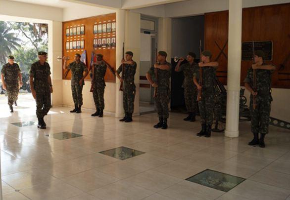Solenidade marca início das entregas dos Mísseis RBS 70 e dos Sistemas GEPARD 1A2 ao Exército Brasileiro