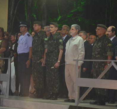 Passagem de Comando do Comando Militar do Nordeste
