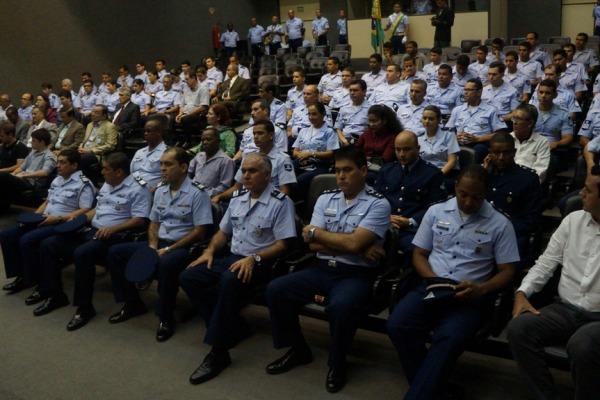 Prefeitura de Aeronáutica de Recife celebra 68 anos de criação