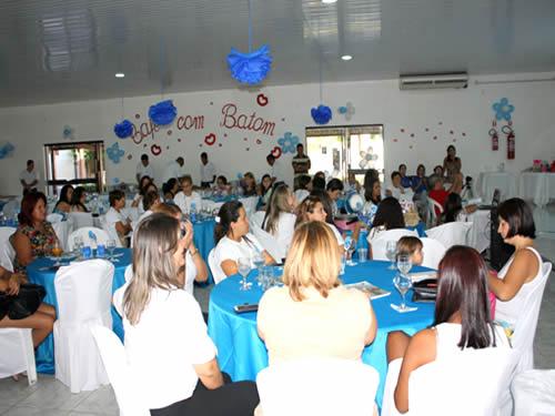 """Voluntárias """"Cisne Branco"""" – Seccional Natal promovem primeira edição do """"Café com Batom"""""""