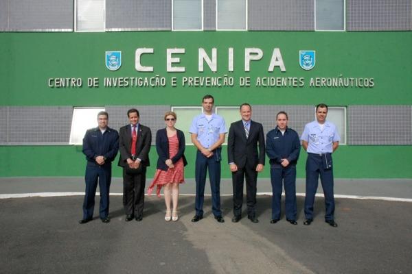 Agência de aviação civil norte-americana conhece atividades realizadas no Brasil