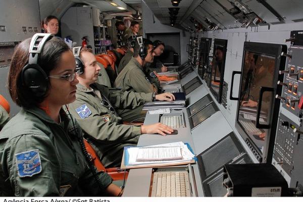 Brasileira recebe seu ultimo P-3AM  3