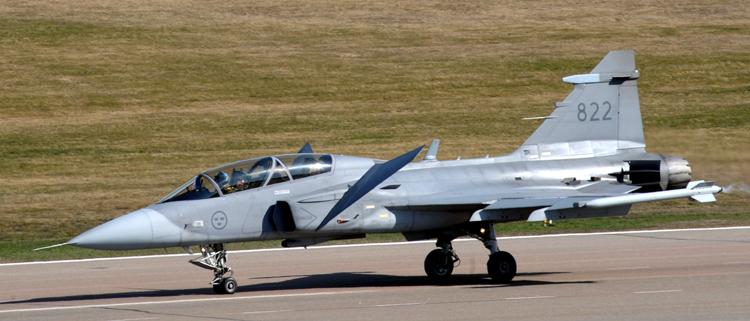 Caças Gripen NG ampliarão capacidade operacional da FAB