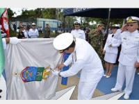 Condecoração do estandarte do Comando do 9º Distrito Naval