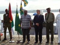 Defesa doa lancha de patrulha para Guarda Costeira
