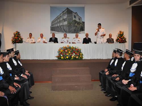 Escola Técnica do Arsenal de Marinha forma a 22ª Turma