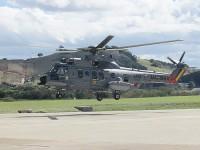 Voo de demonstração da aeronave AH-15