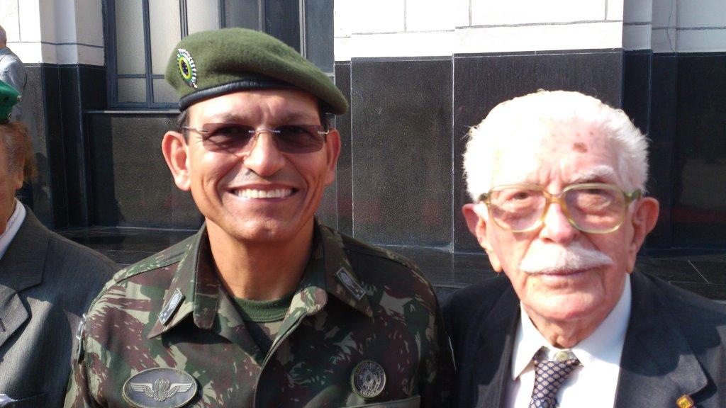 Gen Jose Carlos e Ten Rosenthal