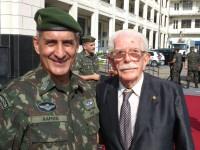 Gen Ramos e Ten Rosenthal