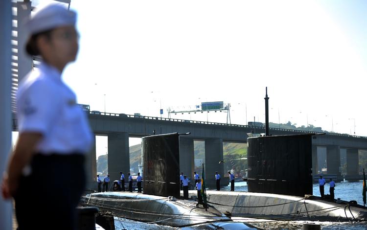 Marinha comemora centenário da Força de Submarinos
