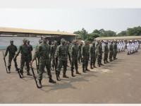 Marinha do Brasil inicia formacao de fuzileiros navais de