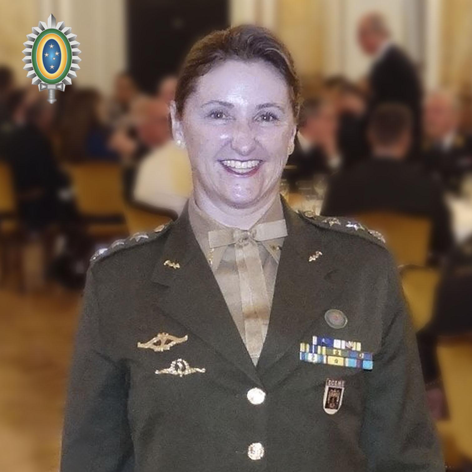 Mulheres no Comando de Unidades de Saúde do Exército