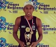 Sargento da FAB é campeão de jogos regionais de São Paulo