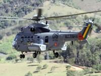 Aeronave UH-15 do Projeto H-XBR, designada N-7106
