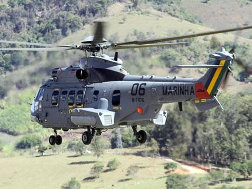 Marinha do Brasil recebe aeronaves UH-15 do Projeto H-XBR
