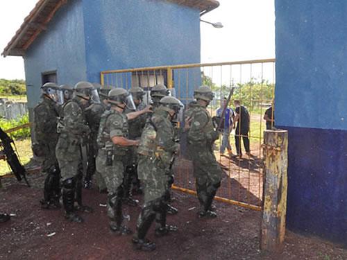 "Comando do 6º Distrito Naval realiza exercício ""INTERPORTEX OESTE–I"""