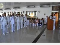 Solenidade de entrega de Medalhas e promoção de militares