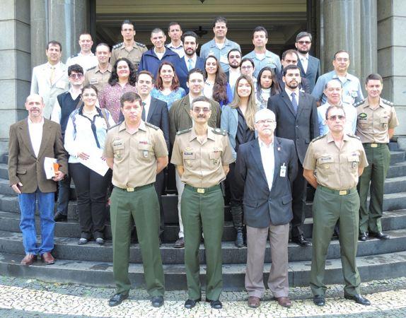 Exercício de Planejamento Estratégico Operacional da Escola de Comando e Estado-Maior do Exército