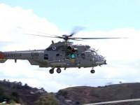 Marinha tem o primeiro helicóptero nacionalizado do projeto H-XBR