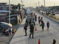 militares do brasil apoiam policia haitiana