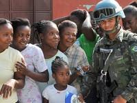 O Brasil tem ocupado cada vez mais destaque no cenário de operações de paz sob a égide das Nações Unidas