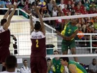Brasil é tricampeão mundial militar de vôlei masculino