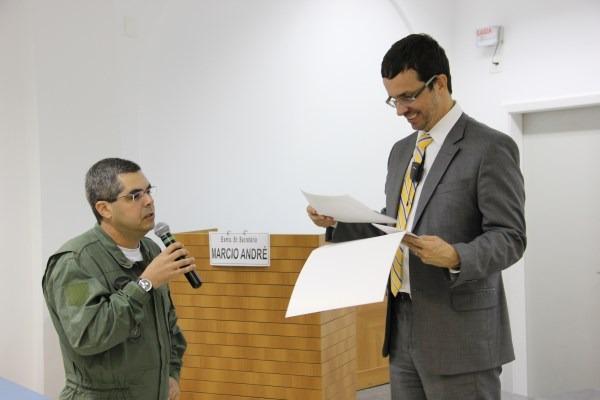 Auditor do TCU ministra palestra 3