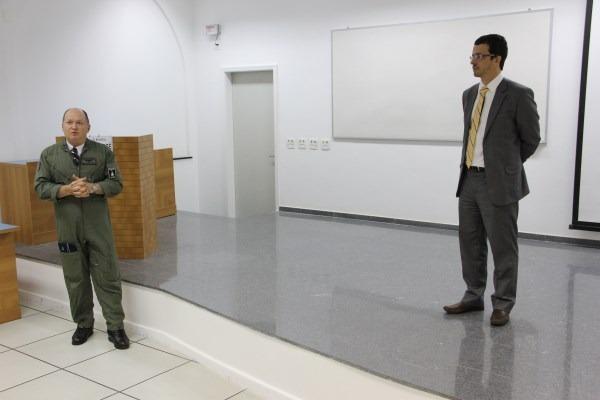 Auditor do TCU ministra palestra 5