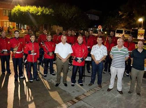Banda de Música dos Fuzileiros Navais de Manaus realiza apresentação em Letícia, na Colômbia
