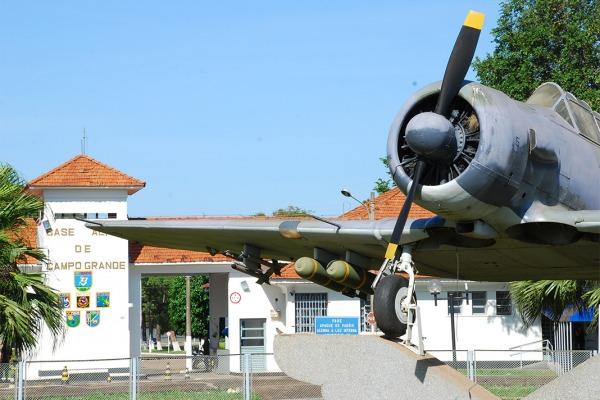 Base AErea de Campo Grande 2