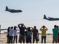 Base AErea de Campo Grande recebe mais de 40 mil visitantes 1