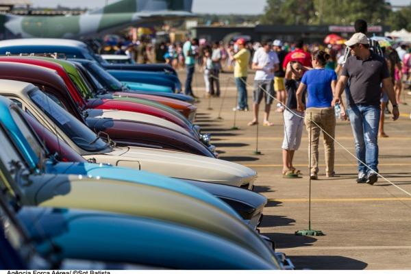 Base AErea de Campo Grande recebe mais de 40 mil visitantes 2