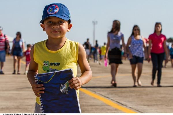 Base AErea de Campo Grande recebe mais de 40 mil visitantes 3
