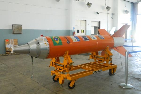 Brasil lançará foguete ao espaço em agosto
