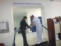 Inauguração do PLIM da CPPE.