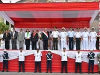 Comandante do 9 Distrito Naval participa da